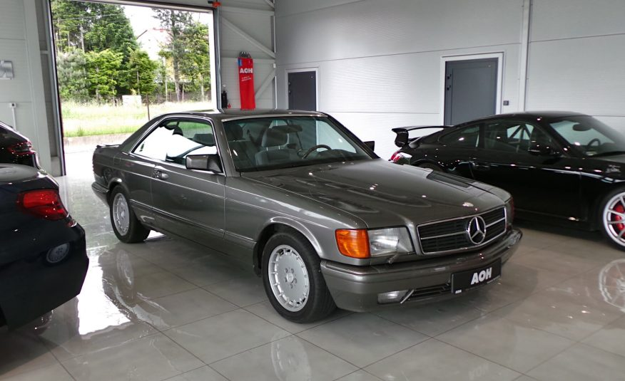 MERCEDES – BENZ S  V8 Coupe