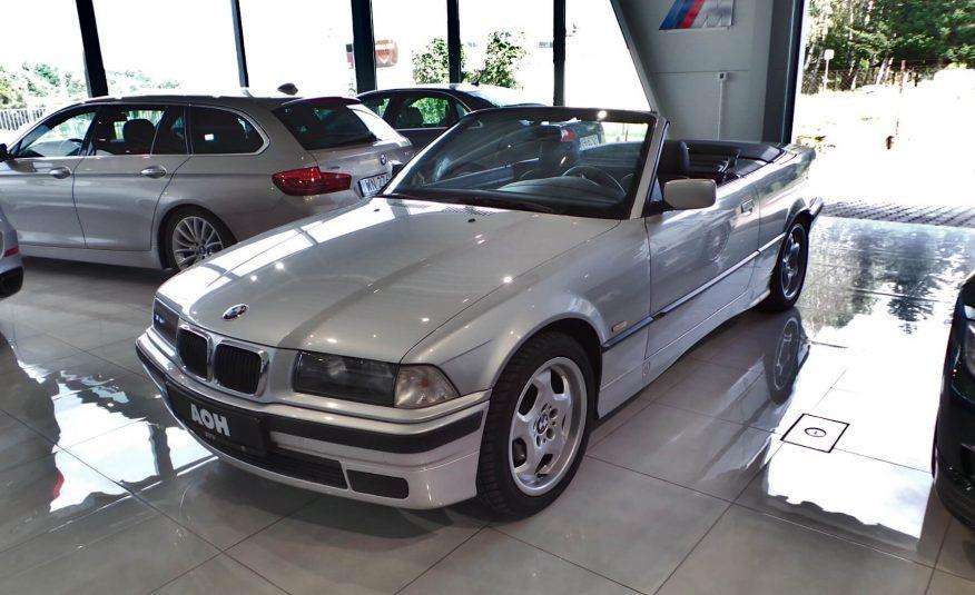 BMW 320i 150 KM CABRIO