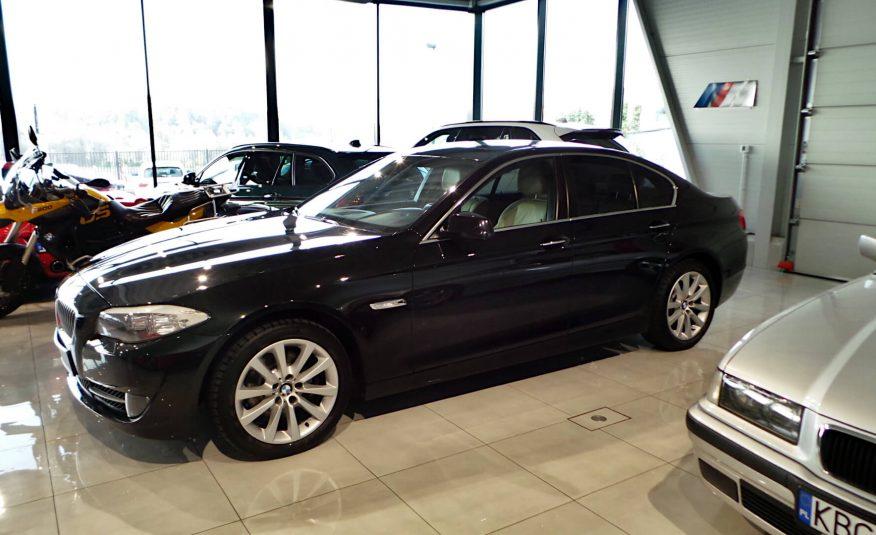 BMW 520d 184 KM