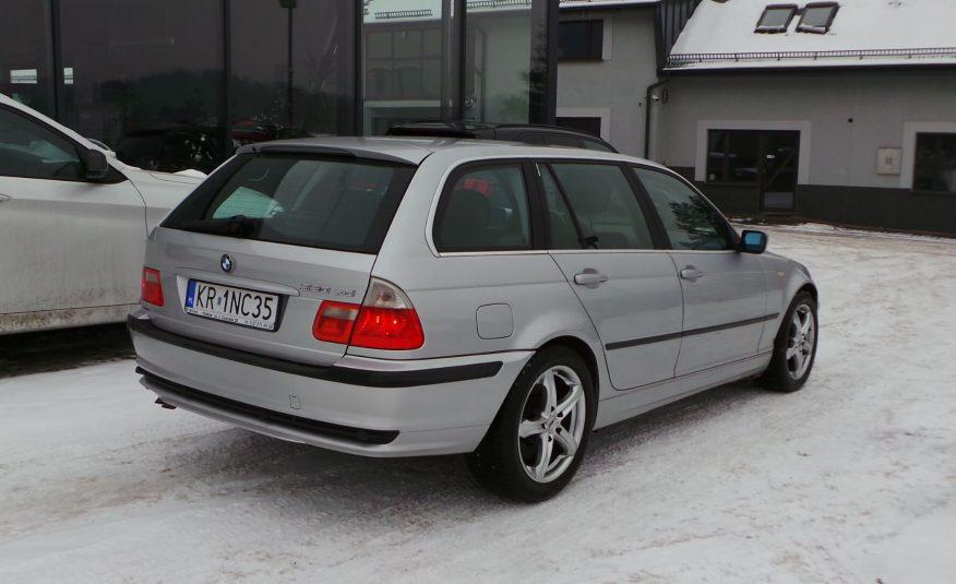 BMW 330 XD 4×4 Touring 204 KM