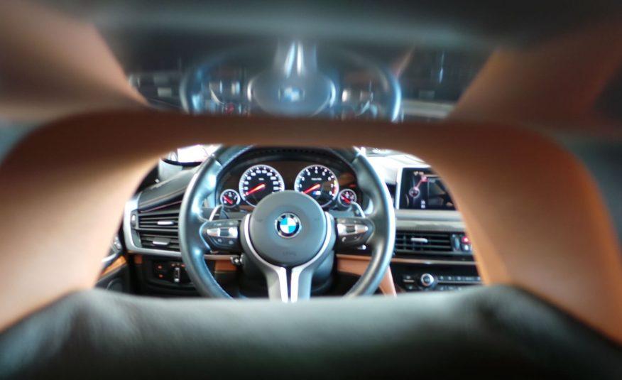 BMW X6 M   575 KM